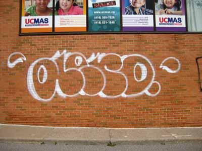 Graffiti Removal Before Power Washing