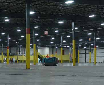 Industrial Warehouse Cleaning Toronto
