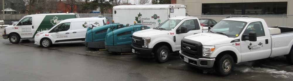 Commercial & Residential Underground Garage Cleaning Companies In Toronto